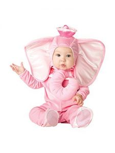 Baby Pink Elephant Costume: Gifts for elephant lovers